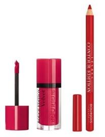 BOURJOIS Paris Rouge Edition Velvet 7.7ml 13 + Contour Lip Liner 1.14g 06