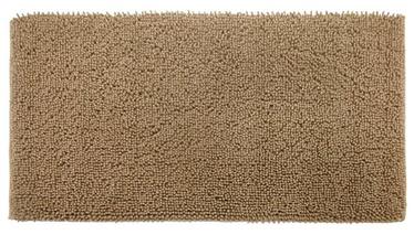 Vonios kilimėlis Saniplast Glam 3FTAA348253, rusvas, 55 x 100 cm