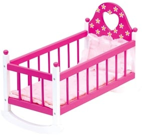 Bino Cradle With Bedding Set