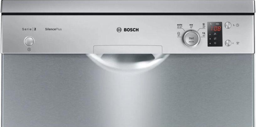 Trauku mazgājamā mašīna Bosch Series 2 SMS25EI01E Silver