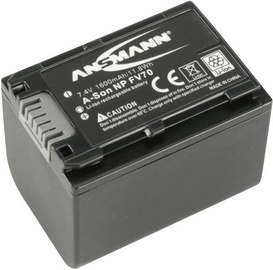 Ansmann A-Son NP FV Camera Battery 70 LI 7.4V/ 1600mAh