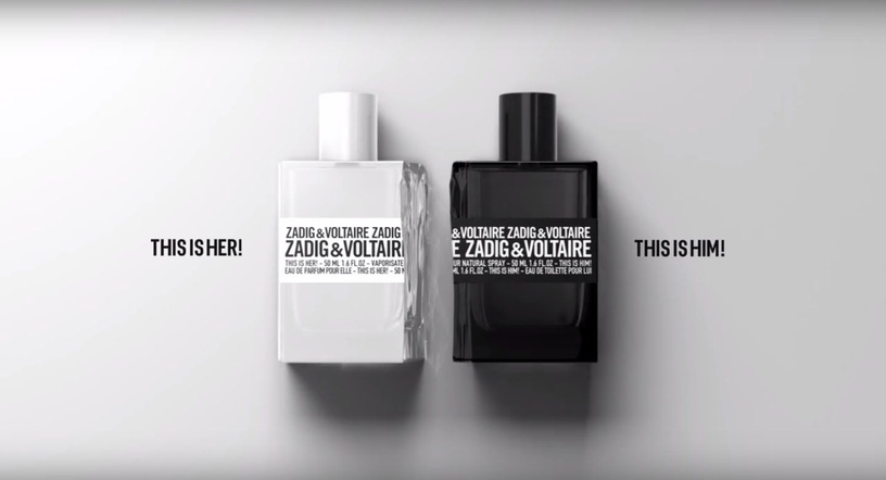 Kvepalai Zadig & Voltaire This is Her! 50ml EDP