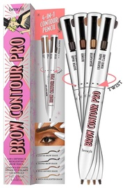 Antakių pieštukas Benefit Brow Contour Pro 4in1 01, 0.4 g