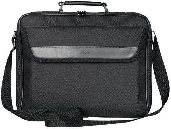 Сумка для ноутбука Trust Atlanta Carry, черный, 16″