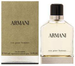 Tualetes ūdens Giorgio Armani Eau Pour Homme 2013 100ml EDT