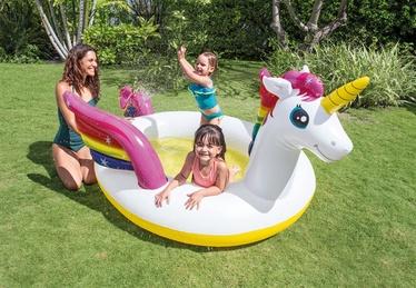 Täispuhutav mänguplats-bassein Intex Unicorn, 272 x 193 cm