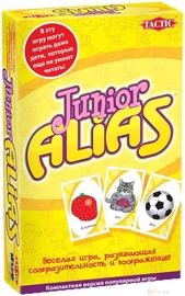 Galda spēle Tactic Alias Junior Ceļojumu 01877, RUS