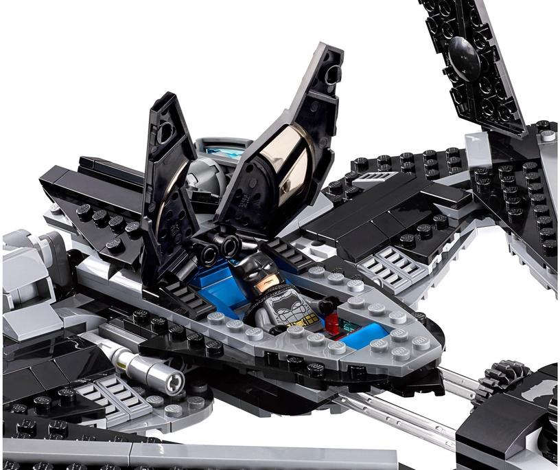 Конструктор LEGO Super Heroes Heroes Of Justice Sky High Battle 76046, 517 шт.