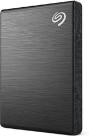 Жесткий диск Seagate One Touch USB-C, HDD, 500 GB, черный