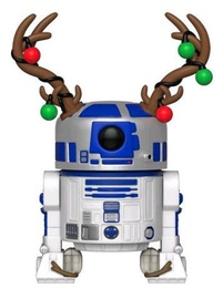 Funko Pop! Star Wars R2-D2 With Antlers 275