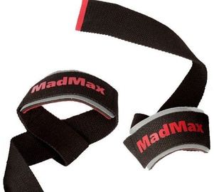 Mad Max MFA-267 Power Wrist Straps with Neoprene