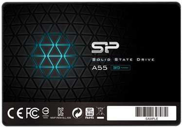 "Silicon Power Ace A55 64GB 2.5"" SATAIII SP064GBSS3A55S25"