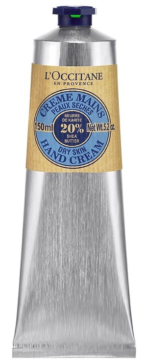 Rankų kremas L´Occitane 20% Shea Butter, 150 ml