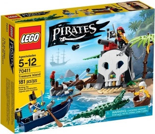 Constructor playmobil pirates 70411