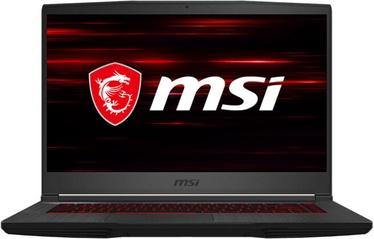 """Nešiojamas kompiuteris MSI GF GF65 Thin 10SDR-639PL PL Intel® Core™ i7, 8GB/512GB, 15.6"""""""