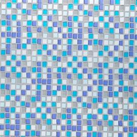Vonios užuolaida Gedy Mosaico, 180 x 200 cm