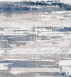 Paklājs Mutas Carpet 8974a_k1947, zila/pelēka/daudzkrāsains, 240x160 cm