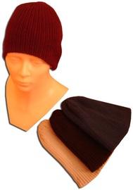 Kepurė Knitas 081, dviguba, dydis 52 - 54