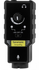 Saramonic SmartRig II XLR Microphone Adapter For iOS an Android Devices