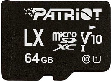 Patriot LX Series 64GB UHS-1 C10 V10