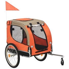 Loomade transpordikott VLX Dog Bike Trailer, 539 cm x 287 cm x 354 cm