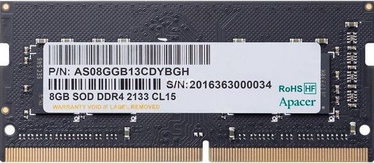 Apacer 8GB 2133MHz DDR4 CL15 AS08GGB13CDYBGH