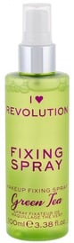 Makeup Revolution London I Heart Revolution Fixing Spray 100ml Green Tea