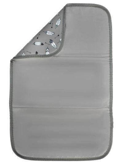 Сумка KinderKraft Shopper Bag Mommy Grey