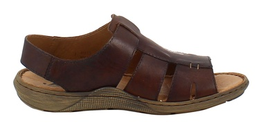 Rieker Sandals 22073 Nougat Brown 44