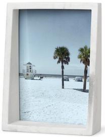 Umbra Edge Marble Photo Frame White 13x18cm