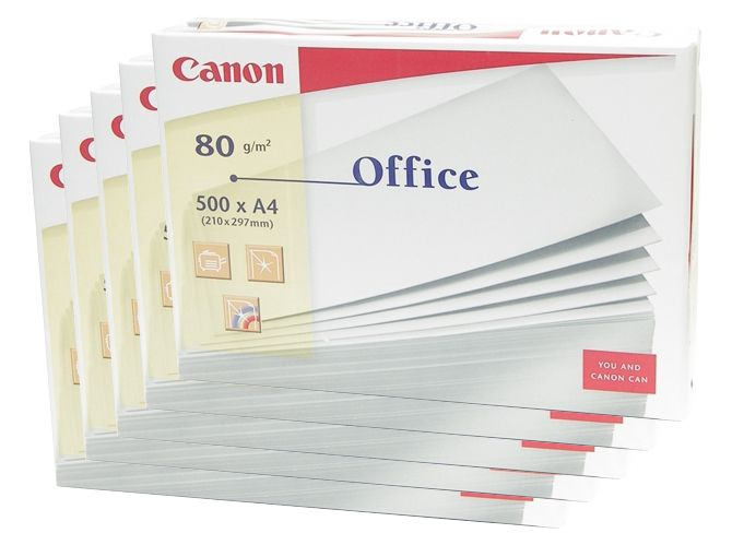 Canon Office A4 5-pack