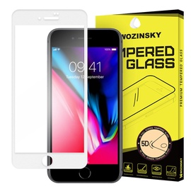 Wozinsky Pro+ 5D Full Glue Screen Protector For Apple iPhone 7/8 White