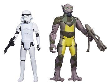 Hasbro Rebels Garazeb Orrelios And Stromtrooper A8656