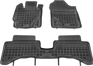 REZAW-PLAST Toyota Yaris Hybrid 2014 Rubber Floor Mats