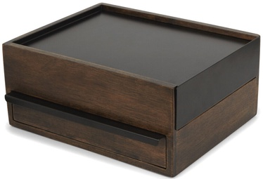 Umbra Stowit Jewelry Box Brown 22x26x12cm