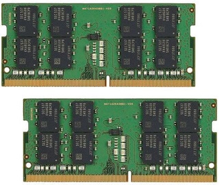 Mushkin Essentials 32GB DDR4 2133MHz CL11 SO-DIMM Kit Of 2 MES4S213FF16G28X2