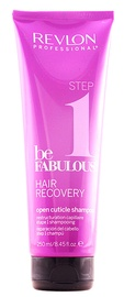Šampūns Revlon Be Fabulous Hair Recovery Step 1 Open Cuticle, 250 ml
