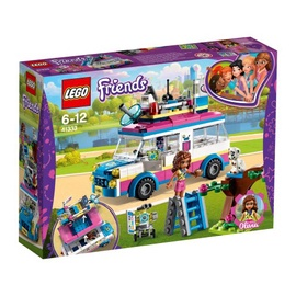 Konstruktorius LEGO Friends, Olivijos užduočių automobilis 41333