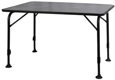 Turistinis stalas Westfield Avantgarde 926884, juodas, 120 x 80 x 76 cm