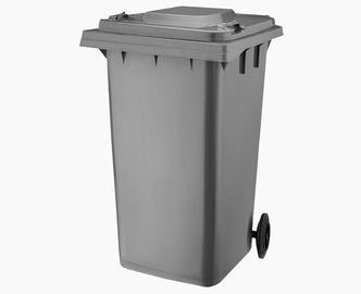 Dumpster 360l Gray