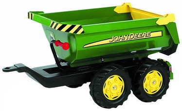 Rolly Toys John Deere Halfpipe Trailer 122165