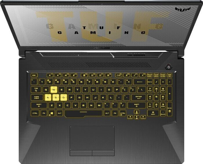 Ноутбук Asus TUF Gaming FA706IU-H7170T, AMD Ryzen 7, 16 GB, 512 GB, 17.3 ″