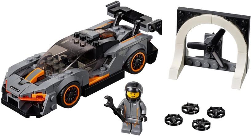 Konstruktorius LEGO®Speed Champions 75892 McLaren Senna