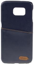 Чехол Roar Noble Skin Leather Cover For Apple iPhone 6 Plus/6S Plus Dark Blue