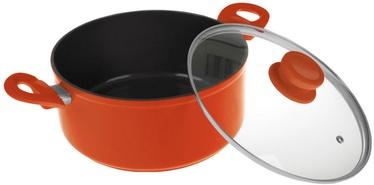 Lamart Ceramic Pot 4.3l 24cm Red