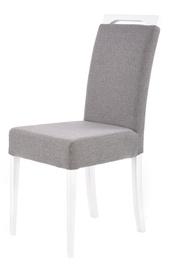 Стул для столовой Halmar Clarion White/Gray, 1 шт.