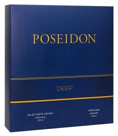 Набор для мужчин Instituto Español Poseidon Deep 2pcs Set 300 ml EDT