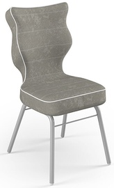 Детский стул Entelo Solo Size 4 VS03 Grey, 370x340x775 мм