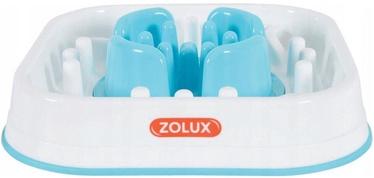 Söögikauss Zolux Square Anti-Gulping Bowl 1.6l