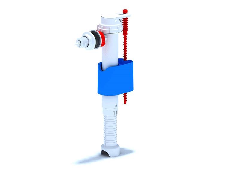 """Tualetes poda iepildīšanas mehānisms Aniplast WC5010 1/2"""", no sāna"""